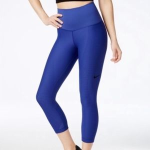 NIKE Zoned Sculpt Cropped Tights